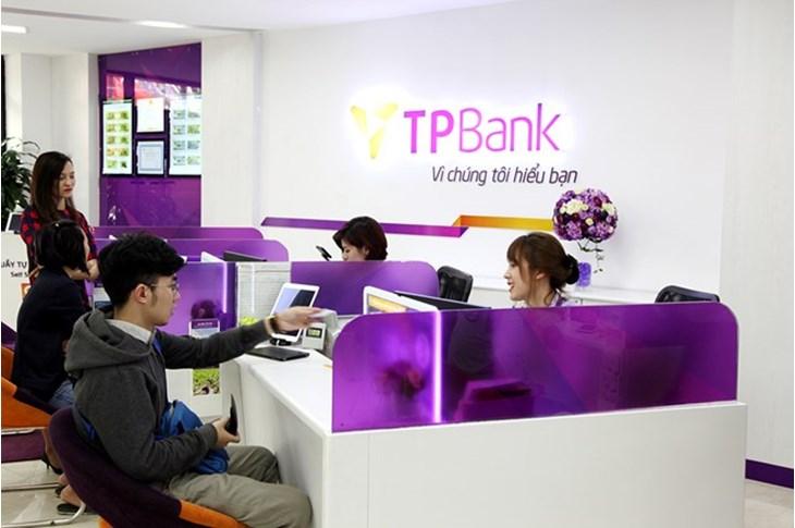 Giao dịch tại TPBank. (Nguồn: TPBank)